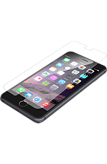 InvisibleShield Glass+ Screen Protector for iPhone 8 Plus/7 Plus/6s Plus/6 Plus