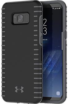 UA Protect Grip Case for Galaxy S8+ - Black/Graphite