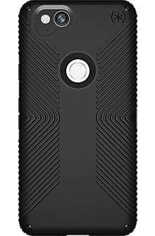 Presidio Grip Case for Pixel 2 - Black/Black