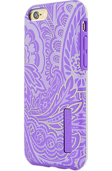 DualPro for iPhone 6/6s - Paisley Purple Print