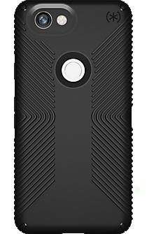 Presidio Grip Case for Pixel 2 XL - Black/Black