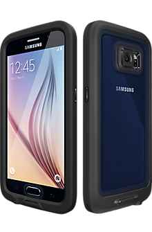 FRĒ Case for Samsung Galaxy S 6 - Black