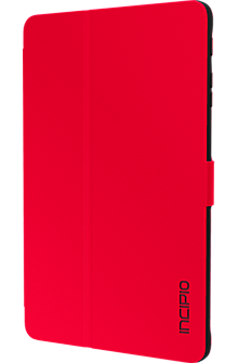 Clarion Folio case for Samsung Galaxy Tab E - Red