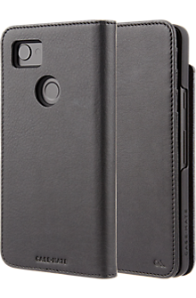 Wallet Folio Case for Pixel 2 XL - Black