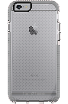 Evo Mesh for iPhone 6/6s - Clear/Grey