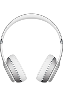 Solo3 Wireless On-Ear Headphones - Silver