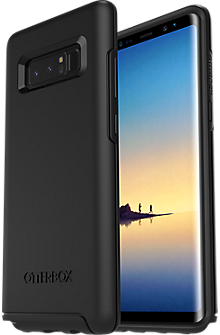 Symmetry Series Case For Galaxy Note8 - Black
