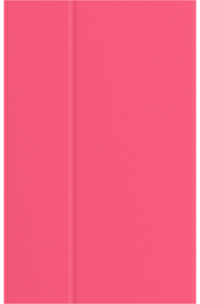 Faraday Case for Ellipsis 8 HD - Pink