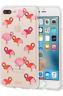 ClearCoat Case for iPhone 7 Plus/6s Plus/6 Plus - Flamingo