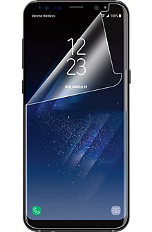 Anti-scratch screen protector for Galaxy S8