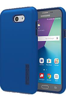 DualPro Case for J7/J7 V - Iridescent Blue