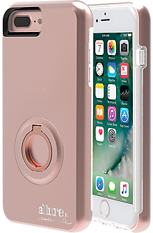 Allure x Selfie Case for iPhone 8 Plus/7 Plus/6s Plus/6 Plus - Rose Gold