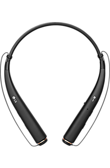 TONE PRO Bluetooth Stereo Headset - Black