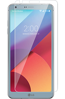 Tempered Glass Screen Protector for G6