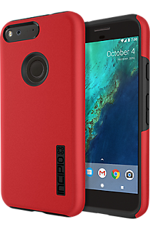 DualPro Case for Pixel XL - Iridescent Red/Black