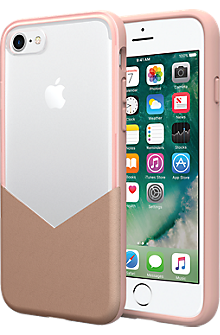 Suit Up case for iPhone 8 - Rose Gold