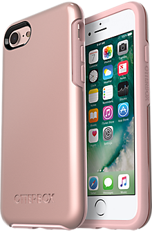 Symmetry Series Case for iPhone 8 Plus/7 Plus - Rose Gold