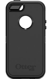 Defender Series for iPhone SE - Black
