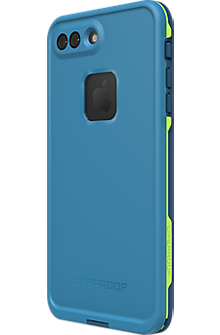 FRE case for iPhone 8 Plus - Banzai Blue
