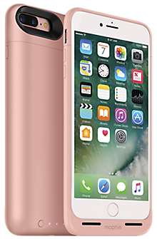 juice pack air for iPhone 7 Plus - Rose Gold