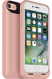 juice pack air for iPhone 7 - Rose Gold