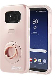 Allure x Selfie Case for Galaxy S8 - Rose Gold