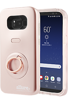Allure x Selfie Case for Galaxy S8+ - Rose Gold