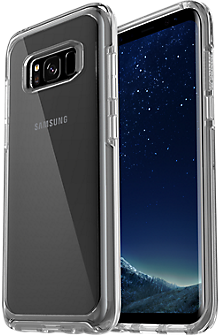 Symmetry Series Case for Galaxy S8 - Clear