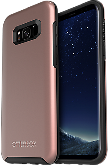 Symmetry Series Case for Galaxy S8+ - Rose Gold