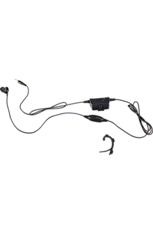 Smart 2-in-1 In-Ear Mic Headset - Kodiak iOS