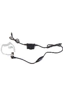Smart 2-in-1 Acoustic Tube Surveillance Headset - Kodiak Android
