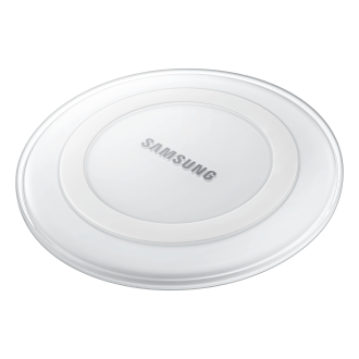Samsung Qi Wireless Charging Pad - White