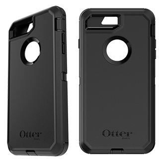 Apple iPhone 7/8 Plus Otterbox Defender Series Case - Black