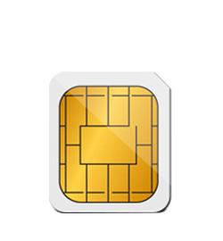 Prepaid 3-In-1 Sim Starter Kit