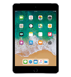 iPad Mini 4 - Space Gray - 128gb