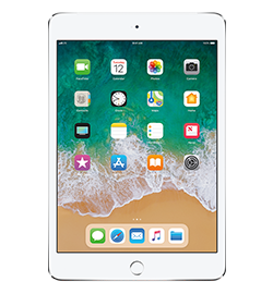 iPad Mini 4 - Silver - 128gb