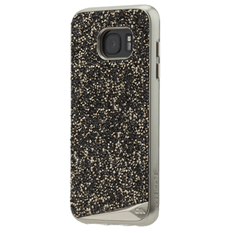 Samsung Galaxy S7 Case-Mate Brilliance Case - Champagne