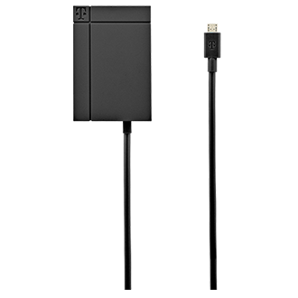 T-Mobile 3.4a Micro Usb Travel/wall Charger - Black