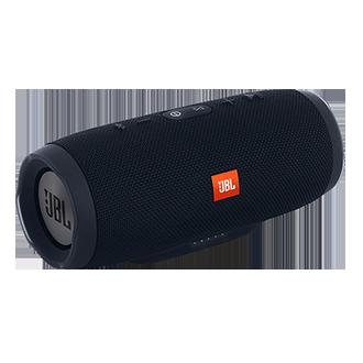 Jbl Charge 3 Bluetooth Speaker -Black