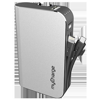 Mycharge Hub Plus 6000 Mah Portable Battery