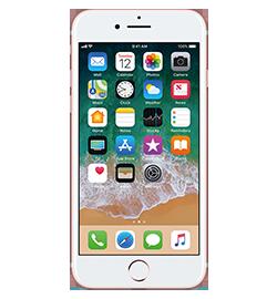 iPhone 7 - Rose Gold - 128gb
