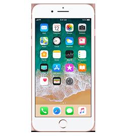 iPhone 7 Plus - Rose Gold - 128gb