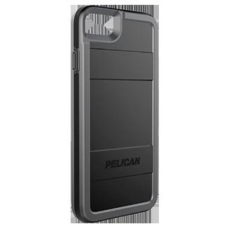 Apple iPhone 7/8 Pelican Protector Case - Black & Gray