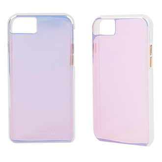 Apple iPhone 7/8 Case-Mate Naked Tough Case - Iridescent