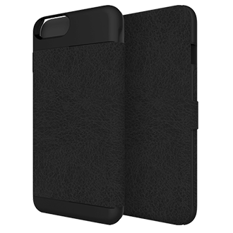 Apple iPhone 7/8 Plus Incipio Wallet Folio - Black