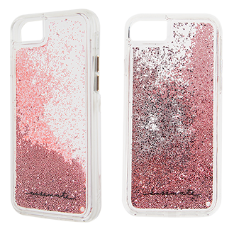 Apple iPhone 7/8 Case-Mate Waterfall - Rose Gold