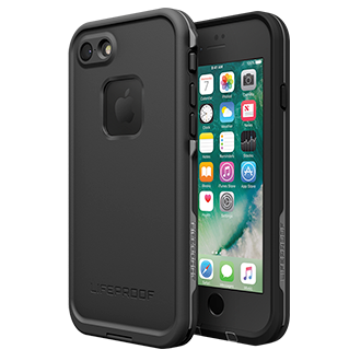 Apple iPhone 7 Lifeproof Fre Case - Black