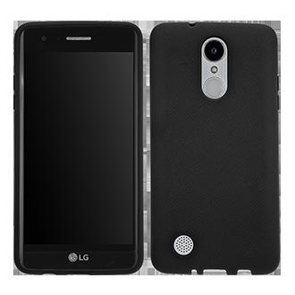 Lg Aristo T-Mobile Flex Protective Cover - Black