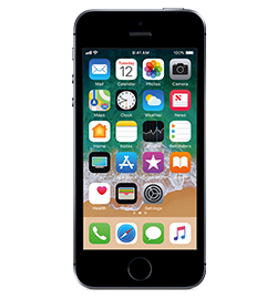 iPhone Se - Space Gray - 32gb