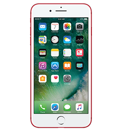 iPhone 7 Plus - (product)red - 128gb